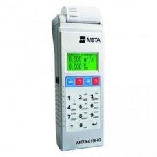 Алкотестер АКПЭ-01М-03 с принтером