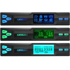 Автомобильный бортовой компьютер БК-46 (компьютер инжект., многоцветн. подсв.)