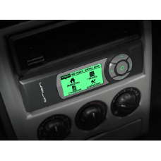 Автомобильный бортовой компьютер БК-125 (1DIN, 3-х цветн., универсал. для любых авто))