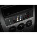 Автомобильный бортовой компьютер БК-135 (1DIN, цвет. дисплей, универсал для любых авто))