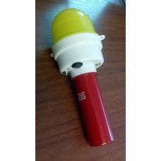 Фонарь сигнальный конусный ФСК повышенной яркости (светодиодный)