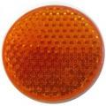 Катафот круглый оранжевый UO-75S