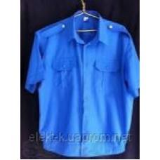Рубашка МВД форменная (пояс резинка)
