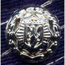 Пуговица для военной формы с гербом Украины