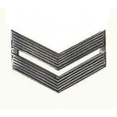 Лычка младший сержант серебряная