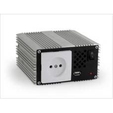 Преобразователь напряжения Орион с 12-15В в 220В ,максимальная мощность 450 W
