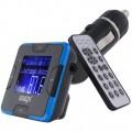FM-трансмиттер CUFM22GRX blue