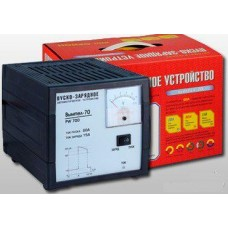Пуско-зарядное устройство для аккумулятора ВЫМПЕЛ-70 (пуско-зарядное, 80А, 12В, автомат)