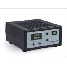 Зарядно-предпусковое устройство для аккумулятора ВЫМПЕЛ-50 (автомат, 0-18А, 7-12В, сегментн. светод. амперметр)