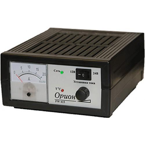 Ремонт Зарядного Устройства Орион Pw-415 Мануал