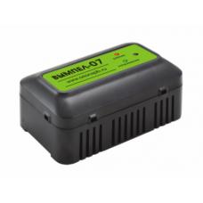 Зарядное устройство для аккумулятора ВЫМПЕЛ-07 (автоматич, 1,2А, 12В, гелевых и кислотных АКБ))