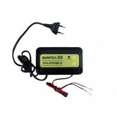 Зарядное устройство для аккумулятора ВЫМПЕЛ-05 (автоматич, 1,2А, 12В, гелевые и кислотные АКБ)