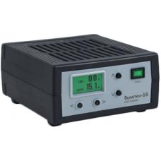 Зарядно-предпусковое устройство для аккумулятора ВЫМПЕЛ-55 (автомат, 0-18А, 7-12В, ЖК амперметр)